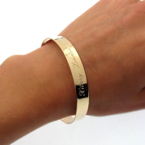 Blessed Bracelet Personalized Bracelet Inspirational