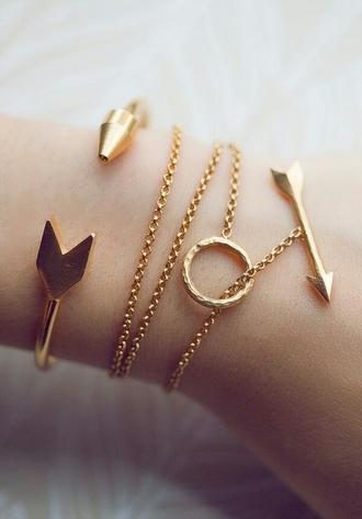 jewels arrow bracelets