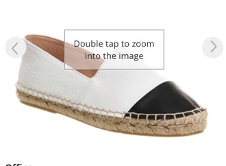 shoes espadrillas white leather black leather white leather black shoes white shoes leather shoes summer espadrilles black black and white