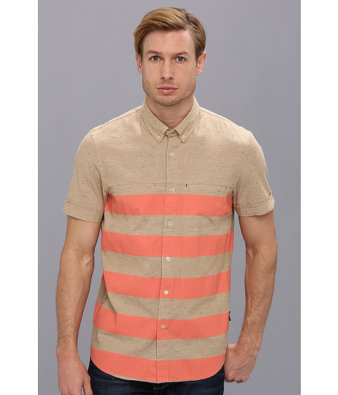 55DSL Sopelanacut S/S Woven Sandy/Beige - Zappos.com Free Shipping BOTH Ways