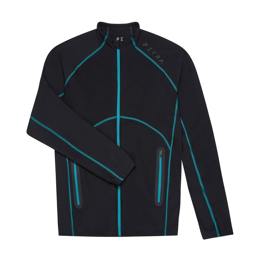 DENSITYTOP - Men's fitted mid layer jacket