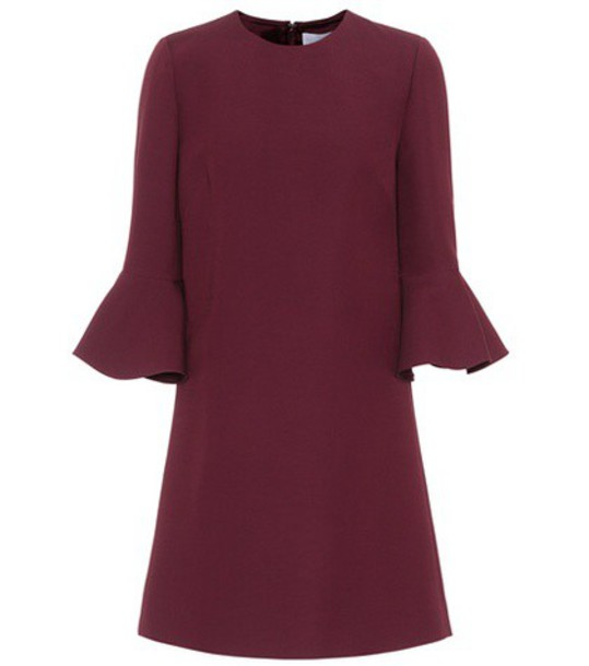Valentino dress couture dress couture purple