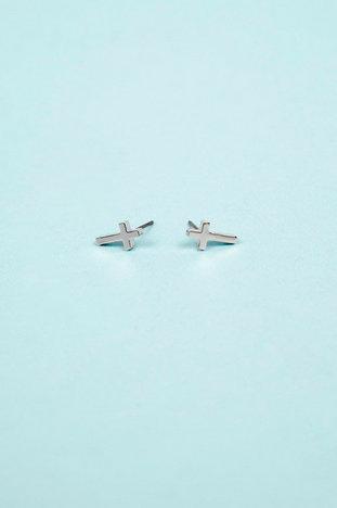 Little Faith Earrings ~ TOBI