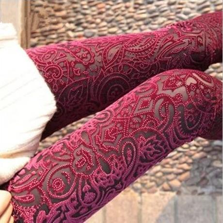 Lace Leggings For Women on Luulla