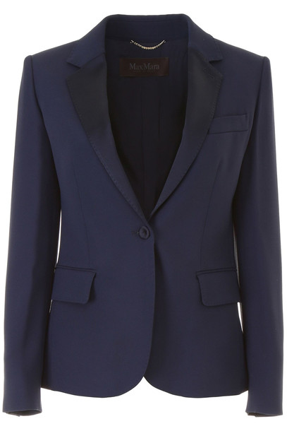 Max Mara Tuxedo Jacket