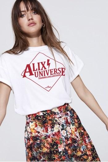 ALIX UNIVERSE T-SHIRT