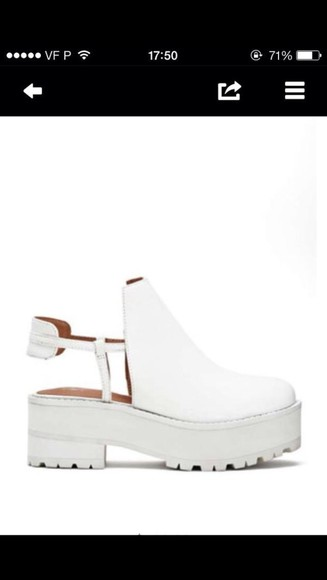 shoes sandals white white shoes wedges