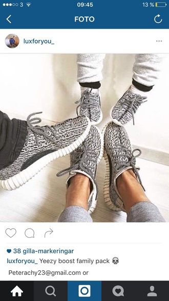 shoes adidas yeezy boost adidas grey black women