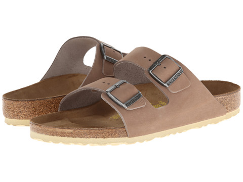 Birkenstock Arizona Caribou Nubuck - Zappos.com Free Shipping BOTH Ways