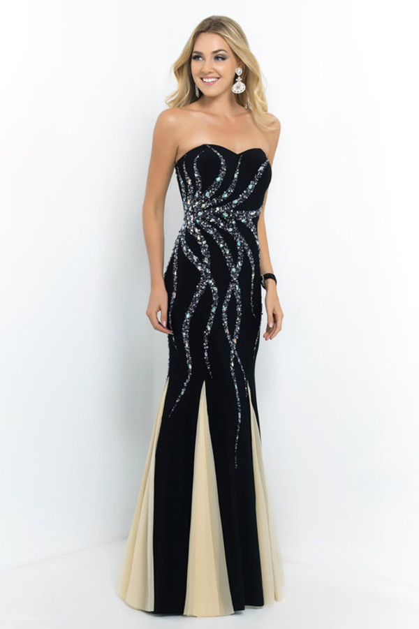 black dress long evening dress long evening dress sweetheart prom dress prom dress