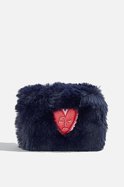 heart purse pink bag