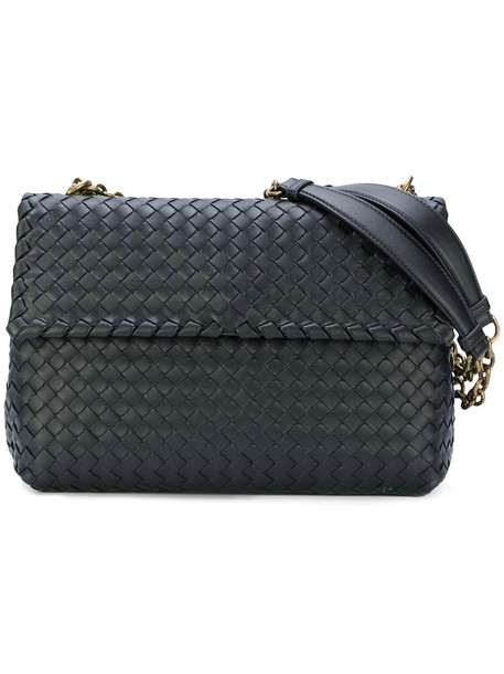 Bottega Veneta women bag crossbody bag black