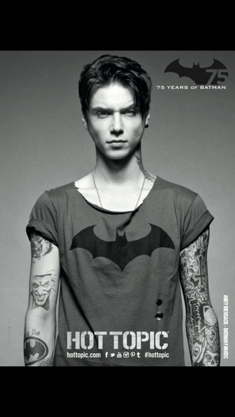 batman mens t-shirt
