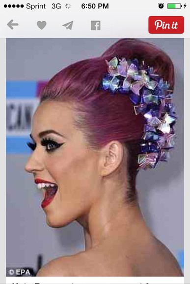 katy perry jewels hair accessories