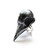 Taxidermy Magpie Bird Skull Large Ring