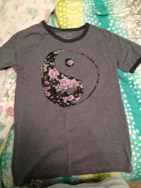 shirt yin yang shirt