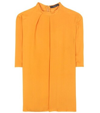 top silk orange
