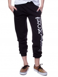 Black and White Homies Sweatpants by Brian Lichtenberg - ShopKitson.com