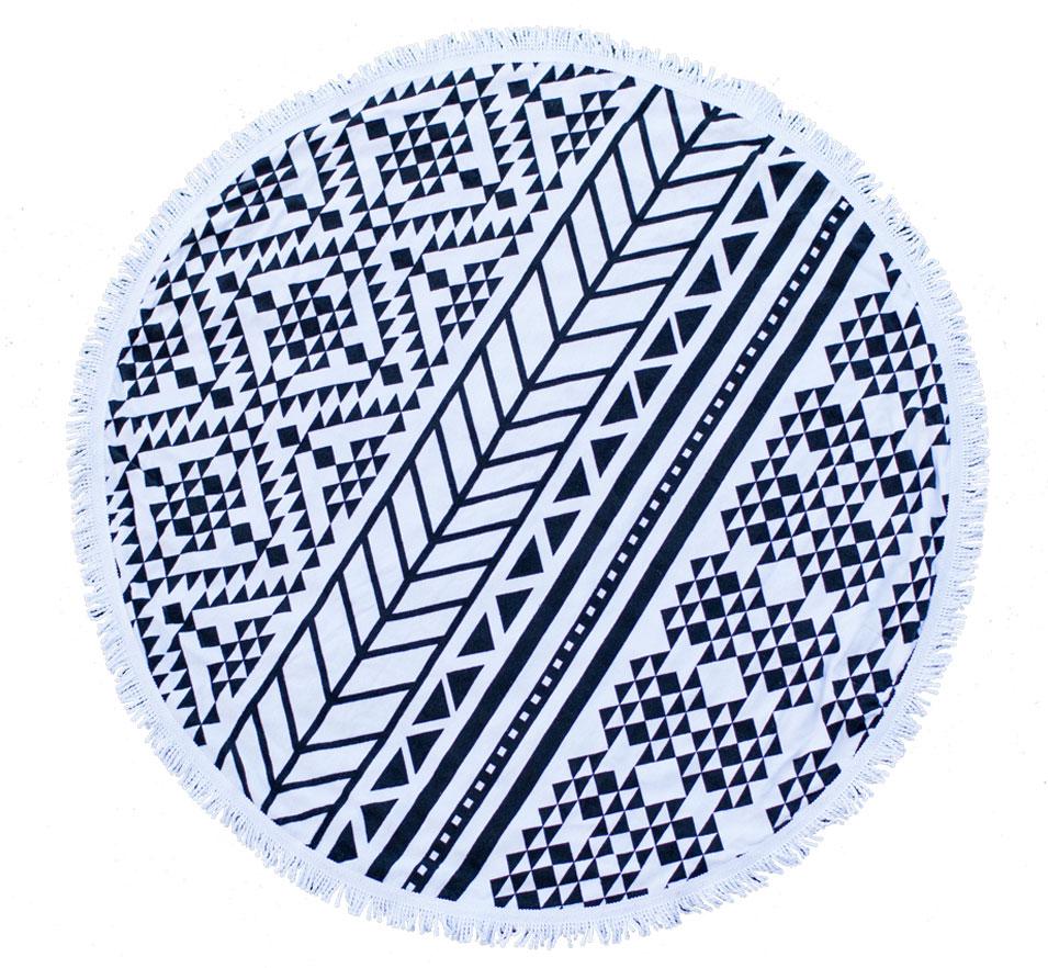 Aztec Towel - The Original 'Roundie' - The Beach People
