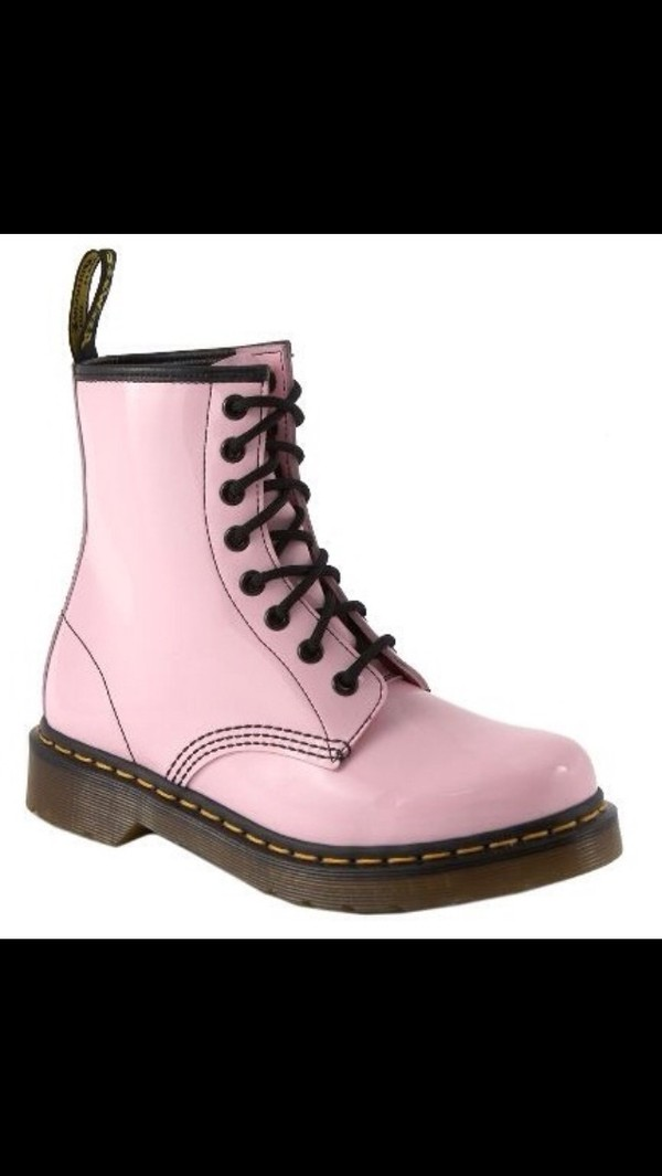 shoes pink winter outfits boot black