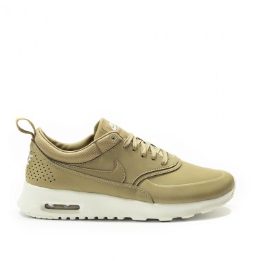 nike wmns air max thea premium beige weiss the good. Black Bedroom Furniture Sets. Home Design Ideas