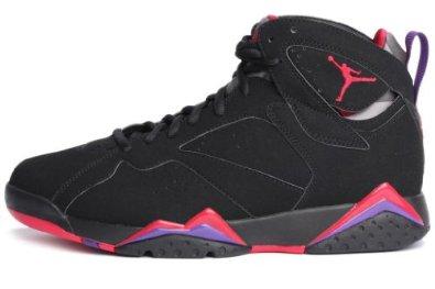 huge selection of 0bb34 0dd4f Amazon.com: Nike Men's Air Jordan VII 7 Raptor basketball shoes: Shoes