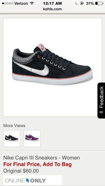 shoes nike shoes nike capri