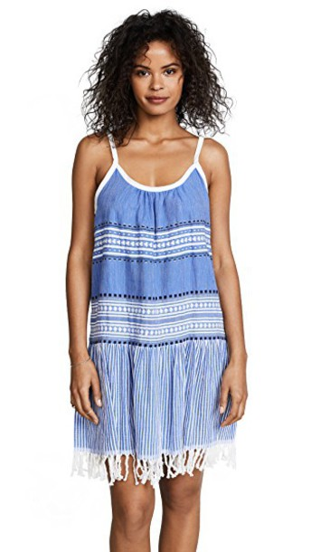 LemLem dress beach dress beach blue