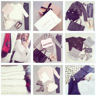 the working girl t-shirt jacket sweater bag jeans jewels skirt shoes pants coat sunglasses belt dress