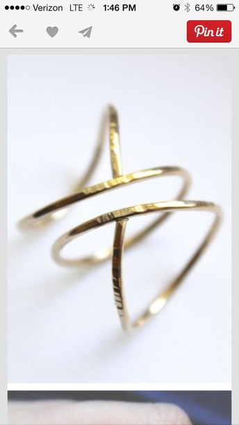 jewels ring ring Accessory gold