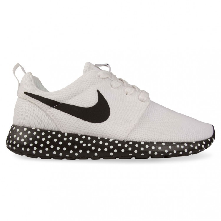 nike roshe womens black and white speckled nz