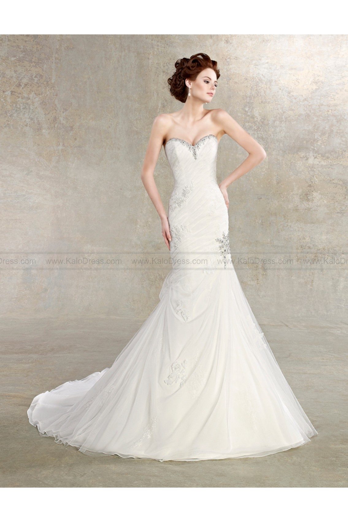 KITTYCHEN Couture - Style Abigail H1204 - Formal Wedding Dresses