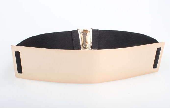 promotion,2013 arrival Europe&America gold metal mirror face belts for sexy women,free shipping -in Belts & Cummerbunds from Apparel & Accessories on Aliexpress.com