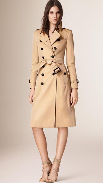 coat burberry trench coat