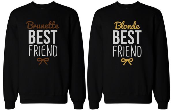 sweater bff bff female friendship matching sweatshirts crewneck sweatshirts bff shirts bff sweatshirts bff sweater couple sweaters best friend shirts best friend sweatshirt bff gifts bff matching