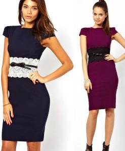plus size Linen fashion one-piece dress | Amazing Shoes UK