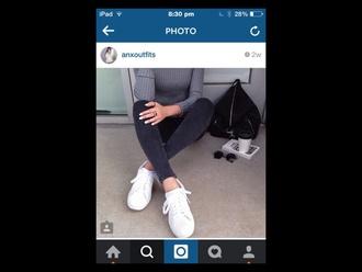 top grey top instagram