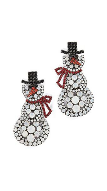 Elizabeth Cole earrings jewels