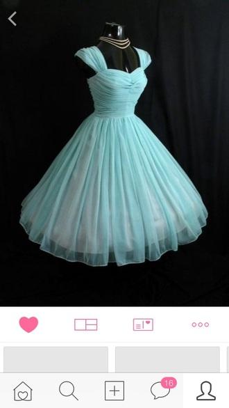 dress prom dress 50s style