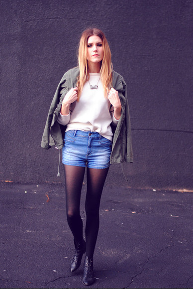 love blair shirt shoes jewels shorts jacket