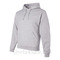 Light gray hoodied sweatshirt with front pocket light gray hoodied sweatshirt with front pocket