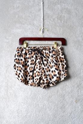 Cheetah Print Shorts - LilyPily