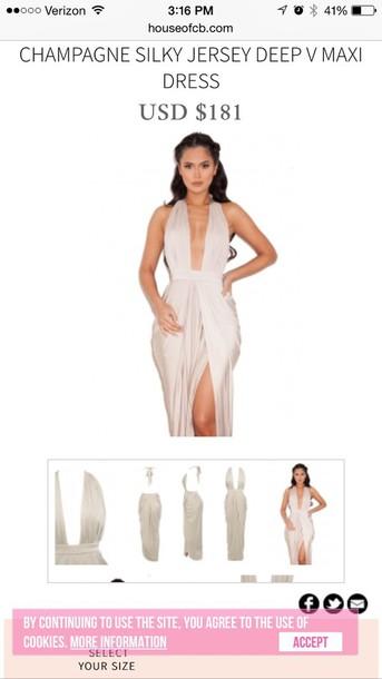 dress deep dress