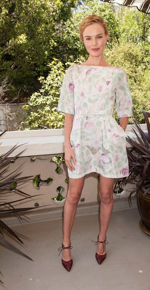 kate bosworth shoes dress