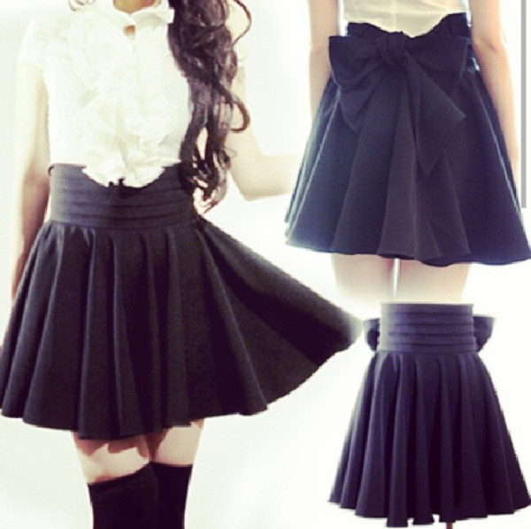 skirt blouse