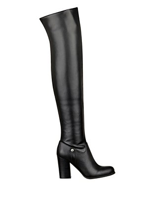 Dandra Foldable Over-the-Knee Boots at Guess