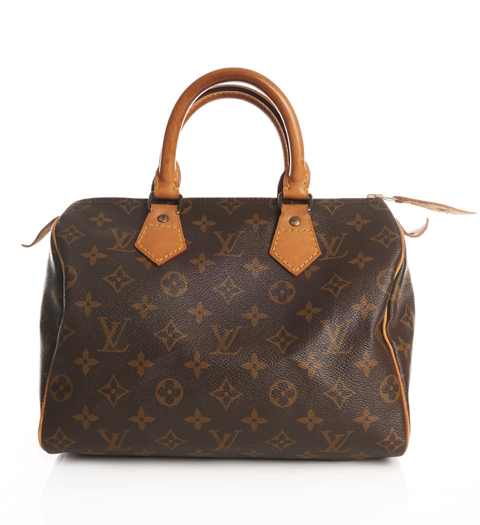 Vintage Louis Vuitton Speedy 25 - Vintage Heirloom MI0941