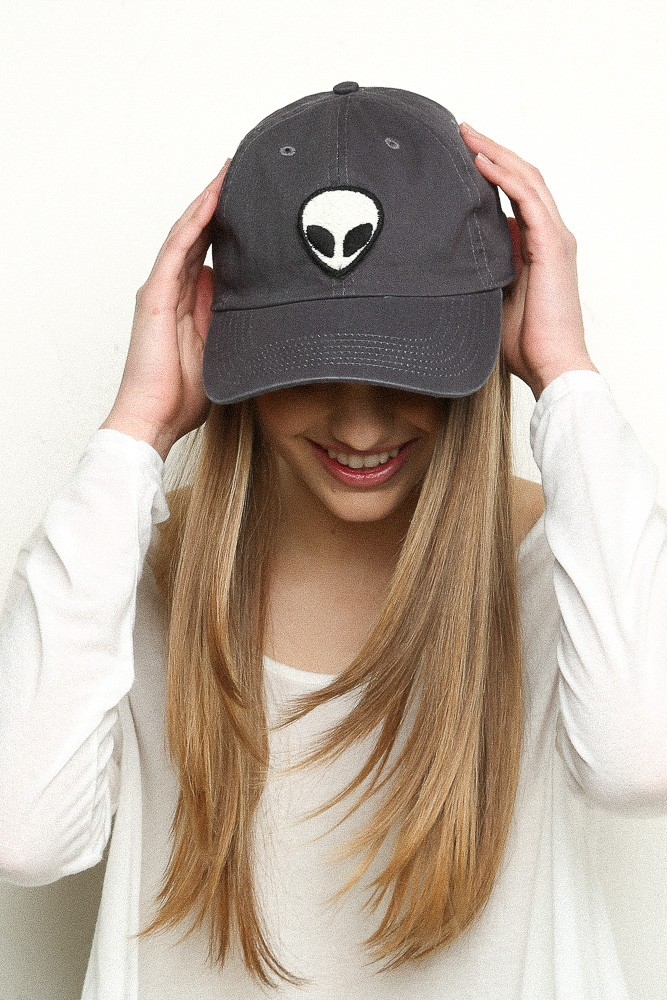 alien baseball cap pacsun brandy melville patch hats beanies accessories katherine