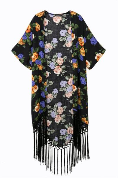 Rosha Kimono | Outfit Made