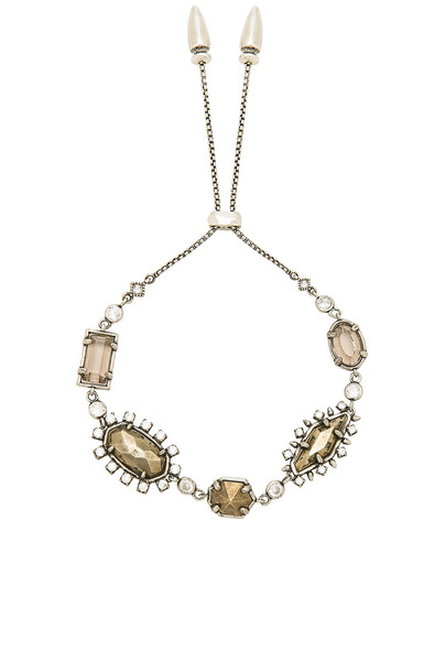 Kendra Scott metallic silver jewels